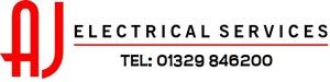 AJ Electrical Services logo