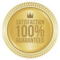 The redwood promise - 100% satisfaction guaranteed