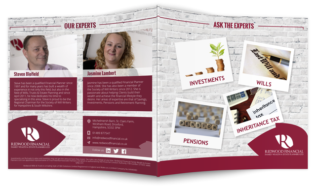 Redwood financial - ask the experts booklet