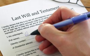 British adults do not have a will