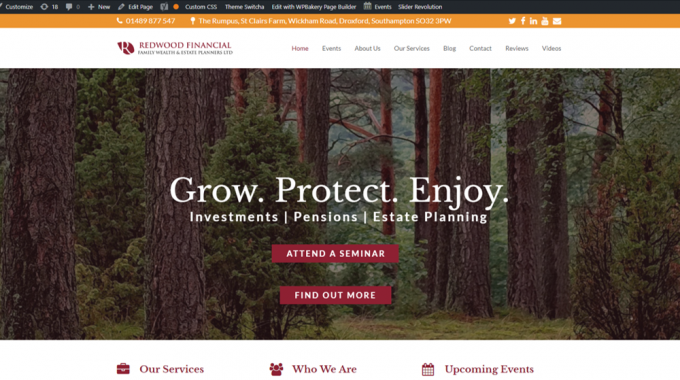 New Redwood Website Launched