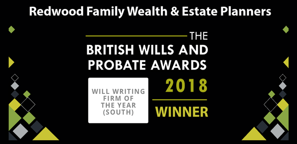 British Wills & Probate Awards - Firm Of The Year (South) Redwood