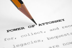 the role of a lasting power of attorney