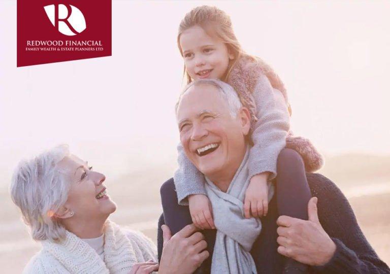 grandparents funding next generation