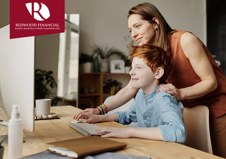 inspiring financial habits for children